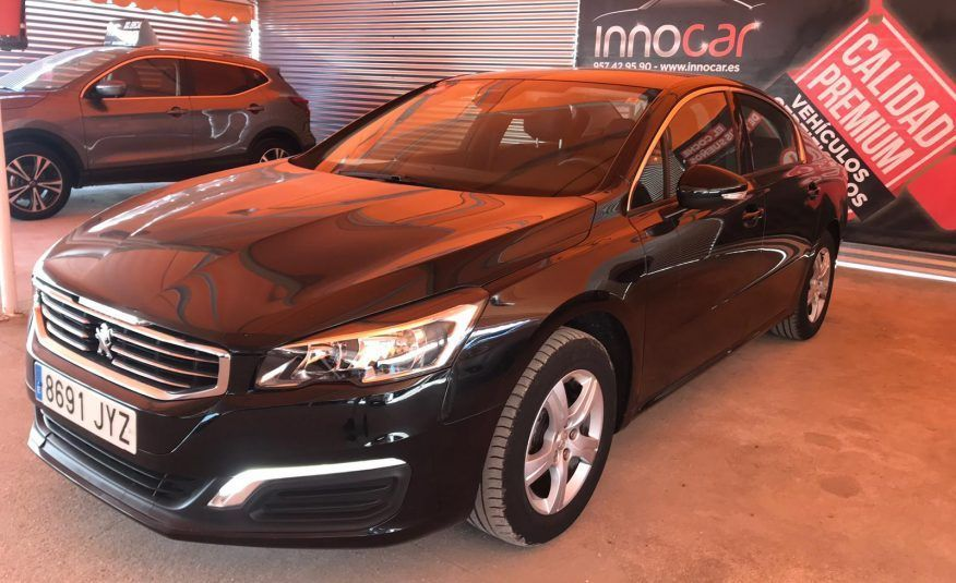 PEUGEOT 508 ACTIVE 1.6 HDI BLUE